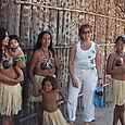 Visita comunidad Indigena