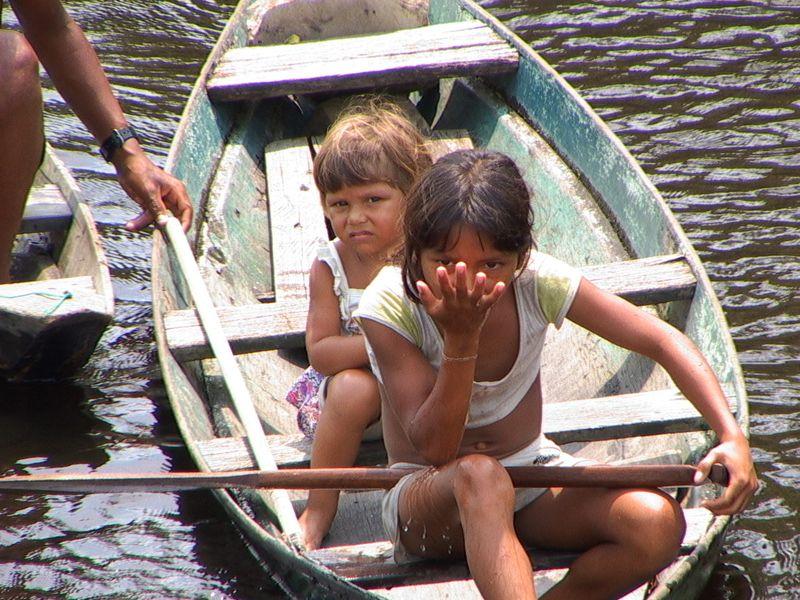 15 Caboclos rio Jau