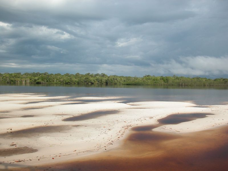 3 Playa rio Araca