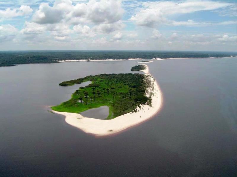 6 Islas Rio Negro Açutuba
