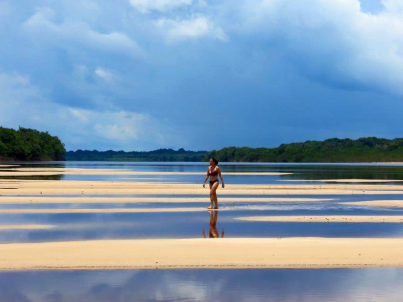 Rio Negro Parque Nacional Anavilhanas