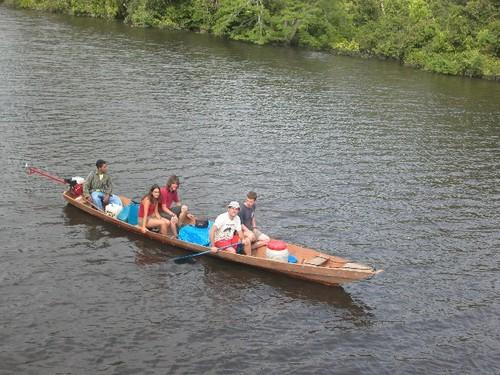 3 Paseo canoa regional